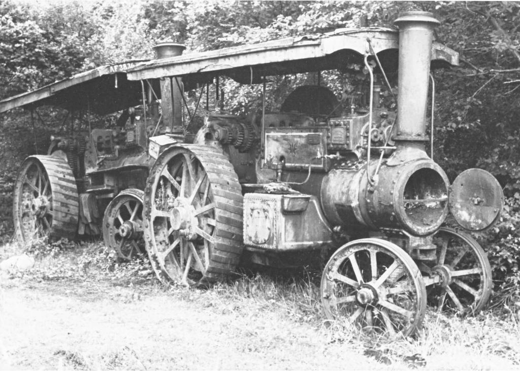 Derelect2.jpg (1024×732) Traction engine, Tractors